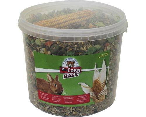 Mr.Corn aliment pour lapin nain 2.4 kg