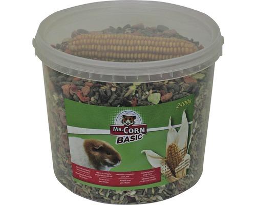Nourriture pour cochons d''Inde Mr.Corn 2,4 kg