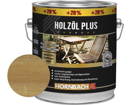 Huile pour bois de sapin de Douglas Plus 3L (20% gratuit!)