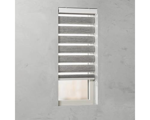 Store jour/nuit Soluna D-R7, structure grise, 60x175cm