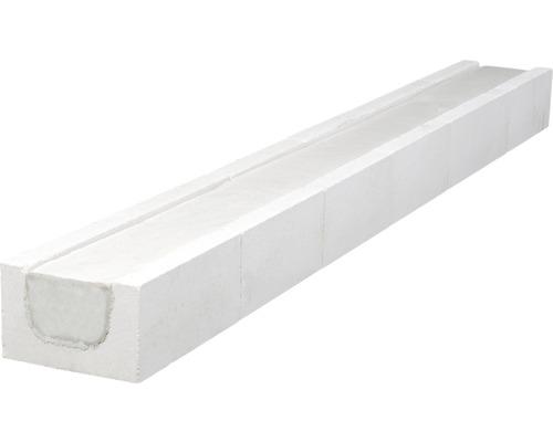 Linteau en brique silico-calcaire 3DF 1250x175x113 mm face visible