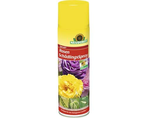 Spray anti-nuisibles pour roses Neudorff Spruzit 400 ml