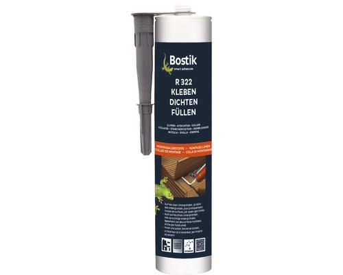 Produit Coller-Étanchéifier-Remplir Bostik R 322 noir 430g