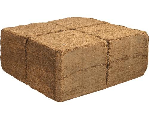 Brique d''humus de coco bloc de 70 l-0