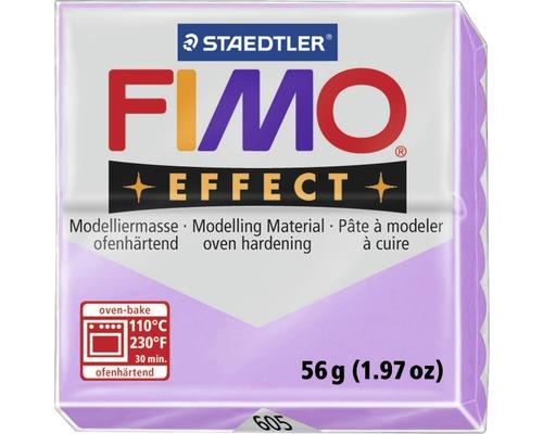 Pâte à modeler FIMO Effect 57 g lilas