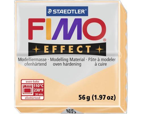 Pâte à modeler FIMO Effect 57 g pêche