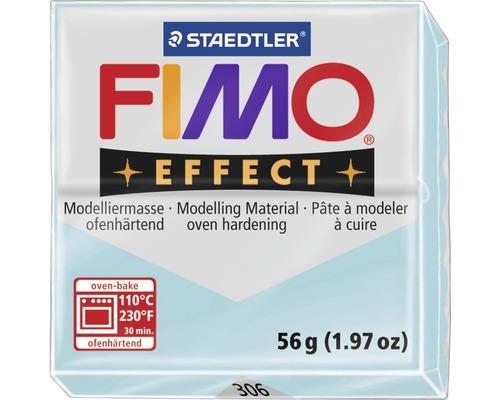 Pâte à modeler FIMO Effect 57 g blue ice quartz