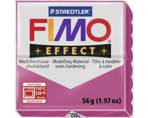 Pâte à modeler FIMO Effect 57 g rubis quartz