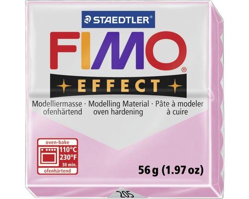 Pâte à modeler FIMO Effect 57 g rose