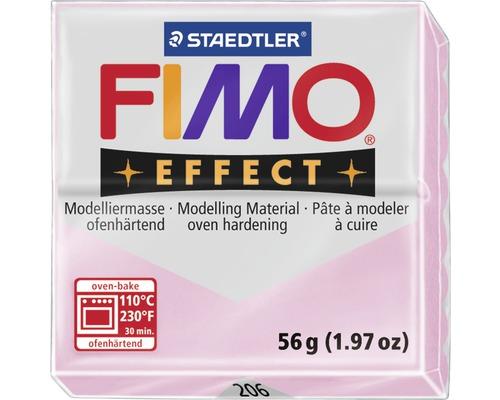Pâte à modeler FIMO Effect 57 g rose quartz