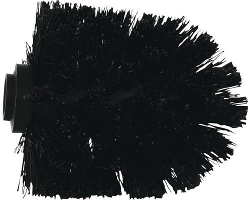 Tête de brosse de rechang noir