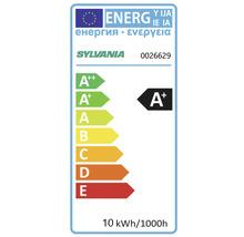 Ampoule LED E27/10(63)W en forme de poire-thumb-1