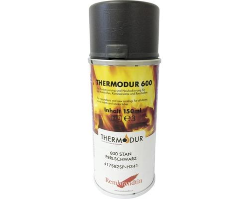 Spray pour poêle Haas & Sohn noir perlé 400 ml