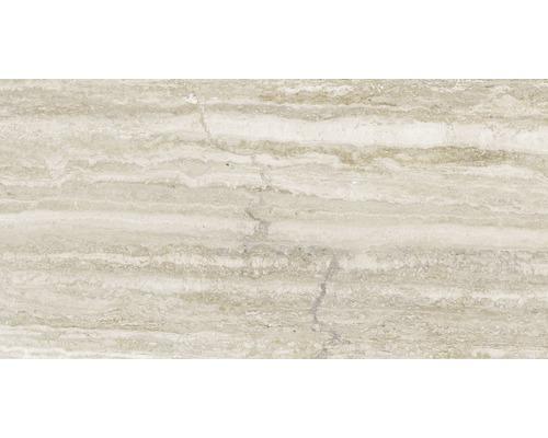 Carrelage pour sol en grès cérame fin Portman almond 32x62,5cm-0