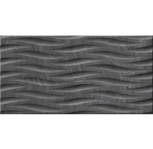 Carrelage décoratif en grès cérame fin Varana Marengo 32x62,5cm-thumb-0