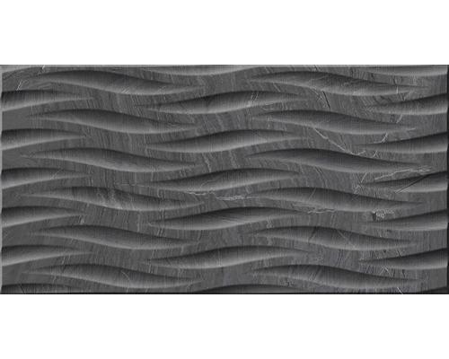 Carrelage décoratif en grès cérame fin Varana Marengo 32x62,5cm-0