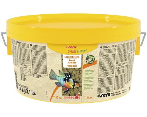 Hafttabletten sera O-Nip FD Nature 1,4 kg