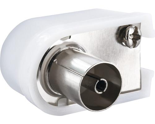 Connecteur coudé IEC Schwaiger WST20532