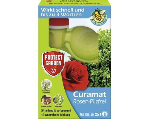 Fongicide pour rosiers Bayer Baymat 100ml