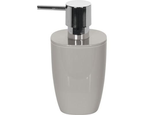 Distributeur de savon Spirella Pure taupe-0
