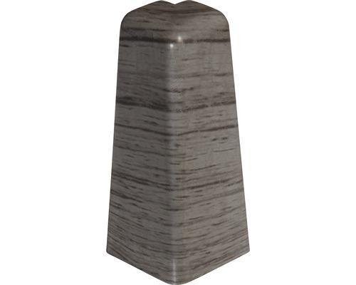 Angle extérieur chêne anthracite 60/18,5 (2 pièces)-0