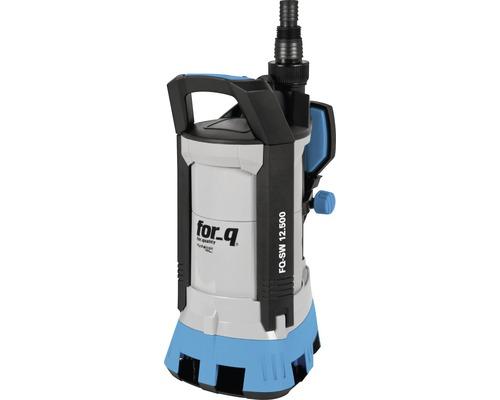 Pompe à eaux usées for_q FQ-SW 12.500