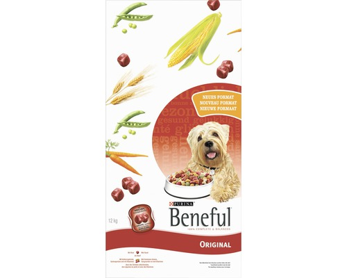 Hundefutter trocken, BENEFUL Original 12 kg