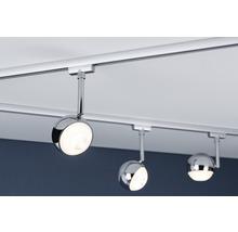 Spot LED URail Paulmann 1x4,5W 241 lm 2.700 K blanc chaud Capsule chrome mat 230V-thumb-2