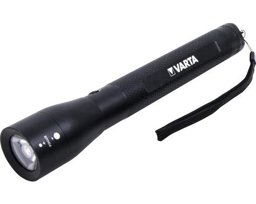 Lampe de poche à LED Varta High Optics Light 3C noire