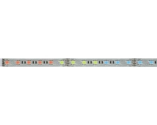 Bande MaxLED RVB 1,0 m 420 lm 60 LED non revêtu convient comme extension du kit de base 24V