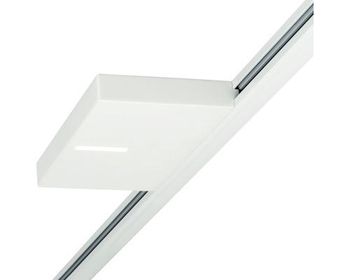 URail LED-Spot Uplight Case weiß mit Leuchtmittel 1408 lm 2700 K ...