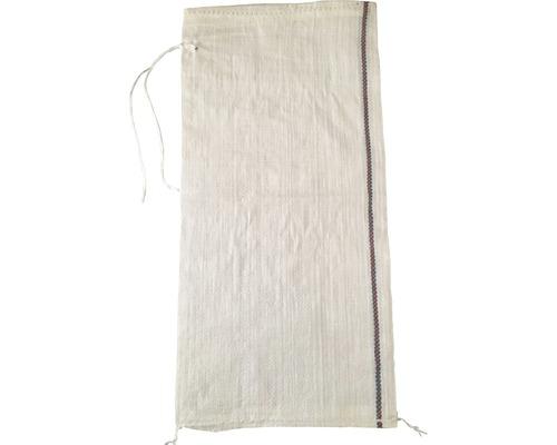 PP Sand-Sack mit Bindeband 60x30 cm-0