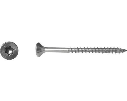 Vis pour terrasse acier inoxydable A4 5x60 mm paquet = 500 pièces-0