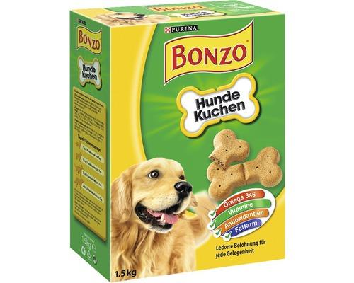Biscuits pour chiens BONZO 1.5kg