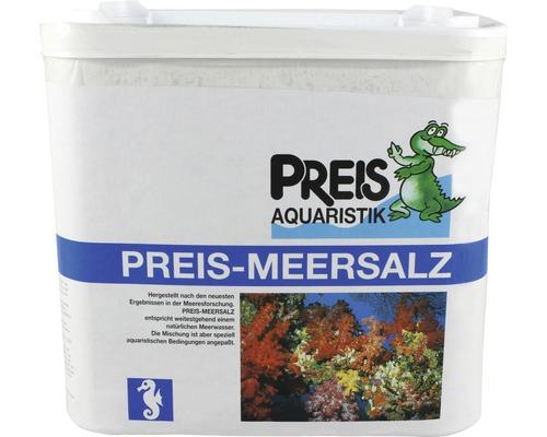 Meersalz PREIS AQUARISTIK 4 kg
