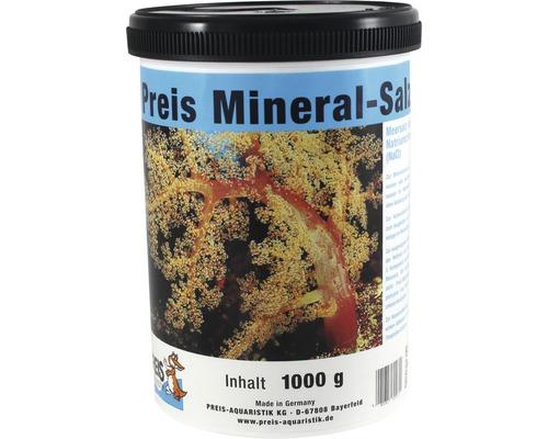 Mineralsalz PREIS AQUARISTIK 1 kg