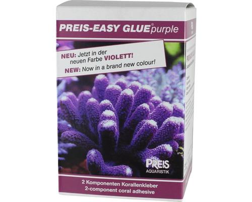 Colle à coraux PREIS AQUARISTIK Easy Glue 2x100 g purple