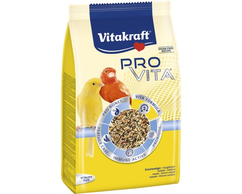 Vogelfutter Vitakraft Pro Vita® Kanarienvogel 800 g