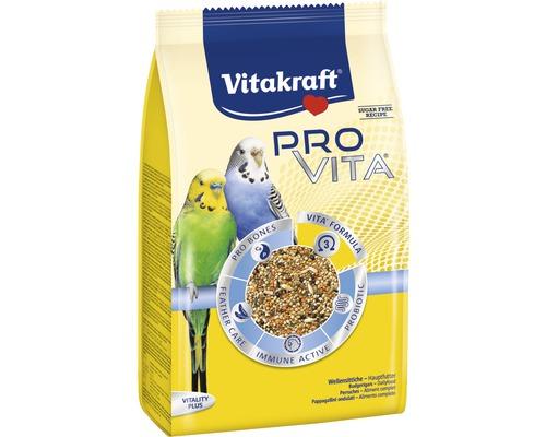 Nourriture pour perruches Vitakraft Pro Vita® 800 g