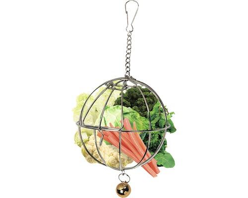 Boule à salade Karlie métal ø9cm