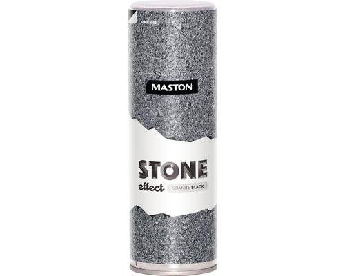 Spray effet granit Maston gris 400 ml