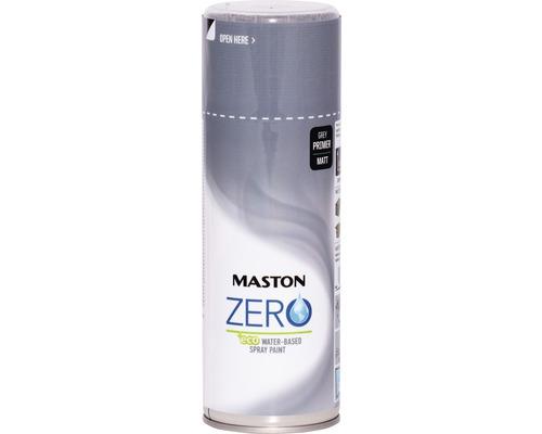Spray d''apprêt Zero Maston gris 400 ml