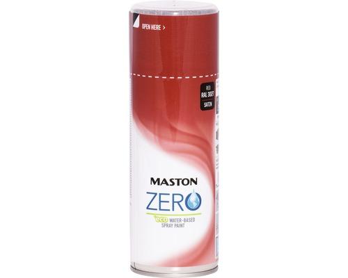 Laque à pulvériser Zero Maston rouge 400 ml
