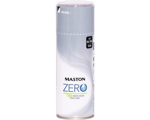 Laque à pulvériser Zero Maston gris 400 ml