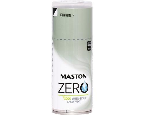 Laque à pulvériser Zero Maston vert clair 150 ml