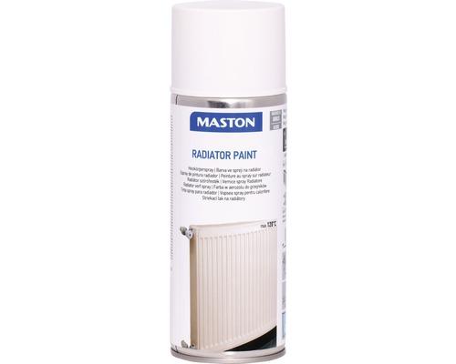Spray pour radiateur Maston brillant magnolia 400 ml