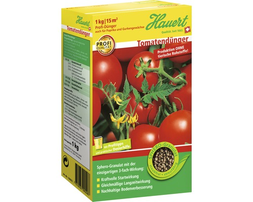 Engrais pour tomates Hauert 1kg