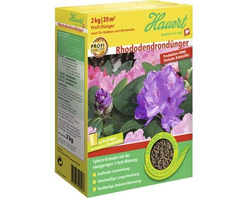 Engrais pour rhododendrons Hauert 2kg