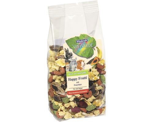 Nagerergänzungsfutter, Vitakraft VitaVerde Happy Frutti 200 g