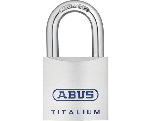 Cadenas Abus Titalium 80TI/50 B/SB